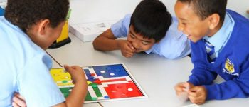 'De Ponta a Ponta' mostra como a diversão pode ajudar na educação