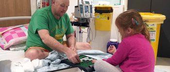 Acadêmicos criam jogos para os pacientes do Hospital Infantil Pequeno Anjo