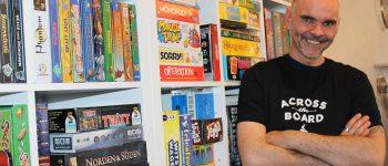 Jogos de tabuleiro levam agora o nome de 'Board Games'