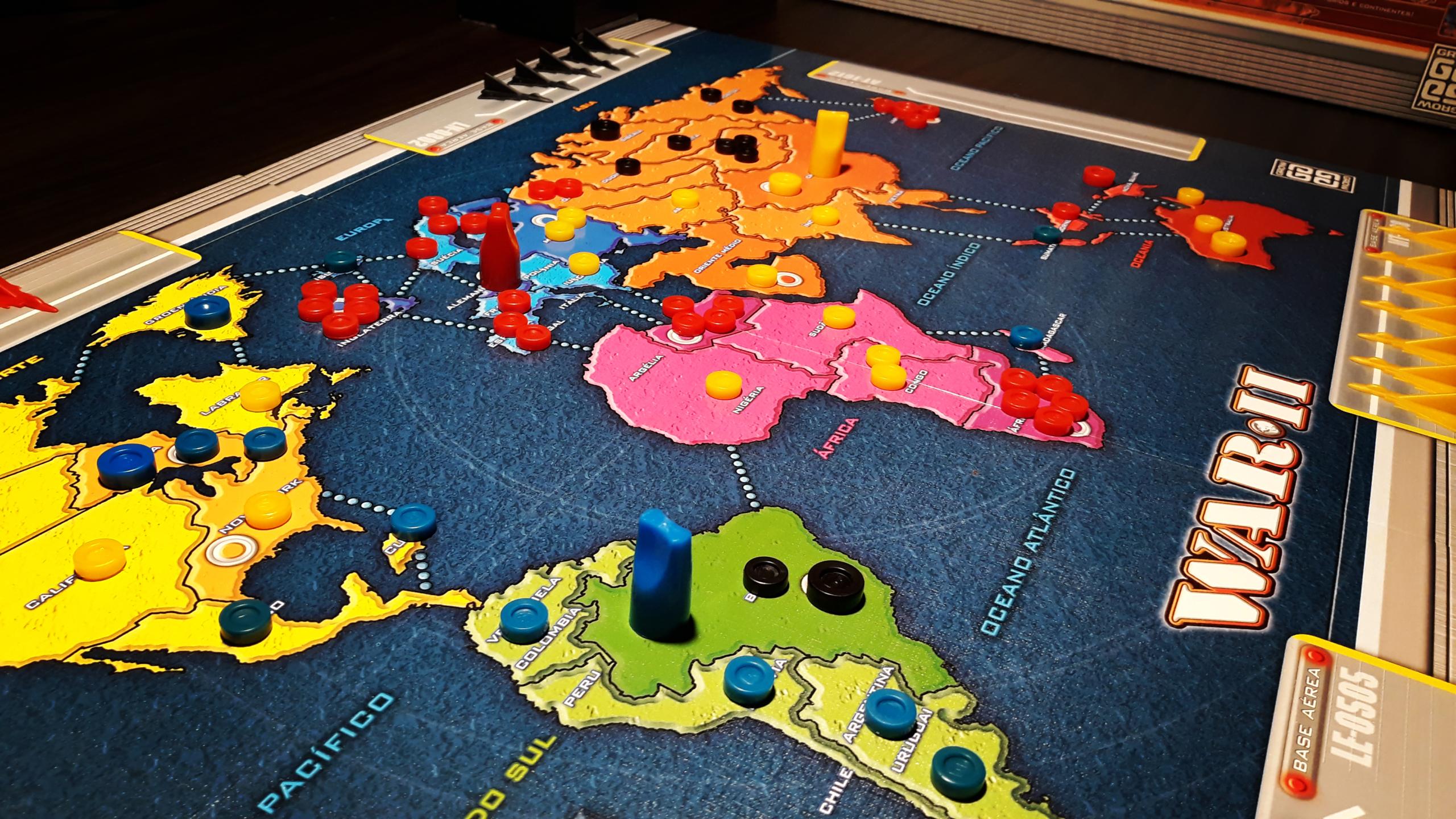 War Ii Table Games