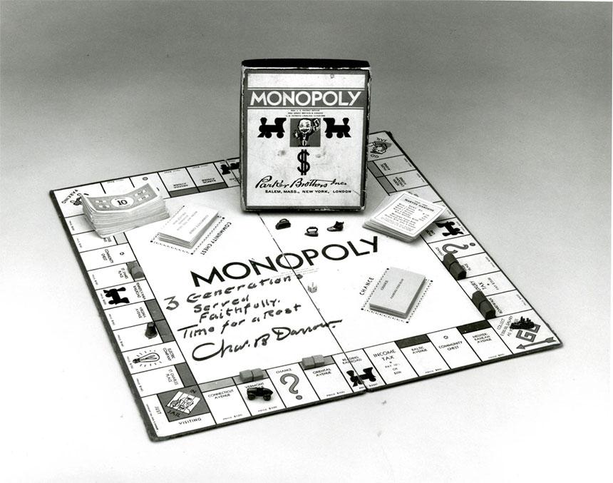 MONOPOLY DESIGN